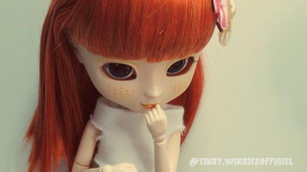Yumie (Première pullip) ;)