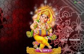 le seigneur Ganesh !