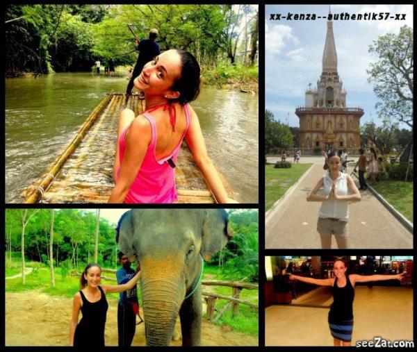 KENZA EN THAILANDE ^^