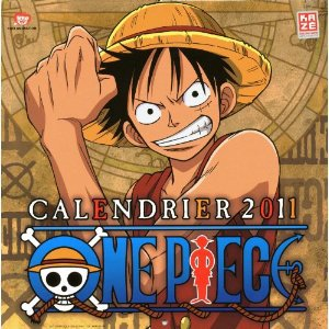 Calendrier 2011 ( One Piece )