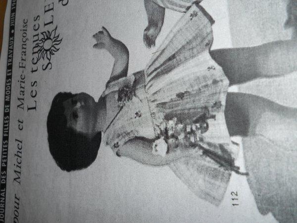 1965 juin / les tenues soleil de juin / en cours