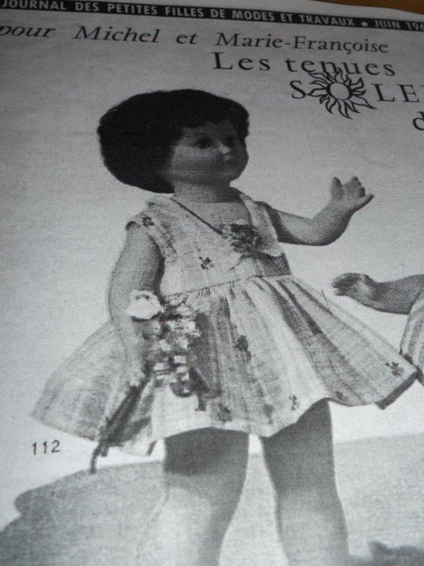 1965 juin / les tenues soleil de juin / terminer