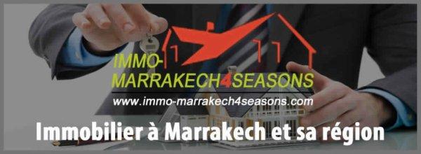 Immobilier à Marrakech MAROC