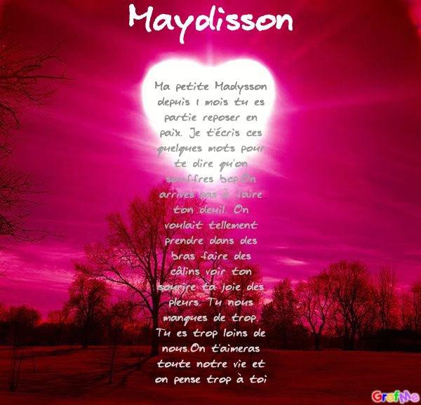 Madysson
