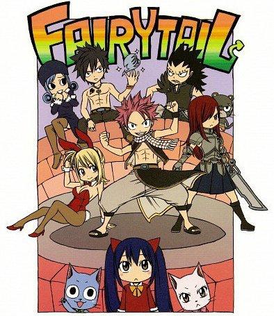 Infos diverses sur Fairy Tail