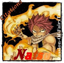 Citations Fairy Tail #1