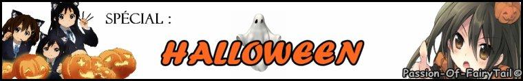 Spécial : Halloween