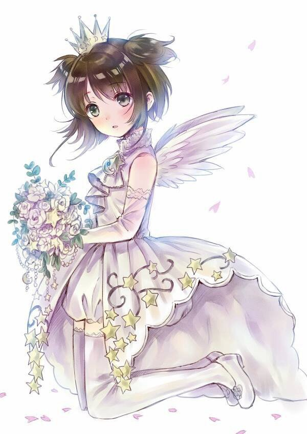 Angel Princess Wife