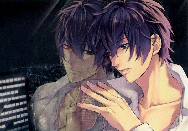 Shinrei Tantei / Psychic Detective Yakumo