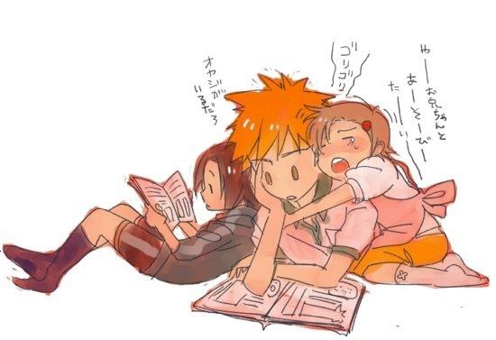 Bleach, Kurosaki Family