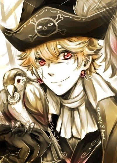 Free! pirates