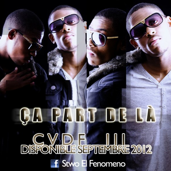 CVDF Vol.3 / Ça Part De Là (2012)