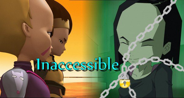 Chapitre 10 : Inaccessible
