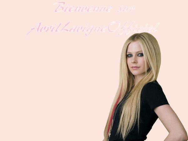 Newsletter | Biographie d'Avril Lavigne