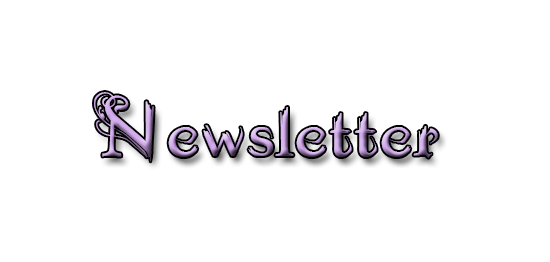✉ La Newsletter  ✉