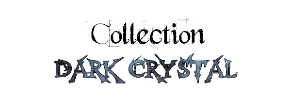 Habillage n°40 [Habillage en libre-service - Collection Dark-Crystal ]