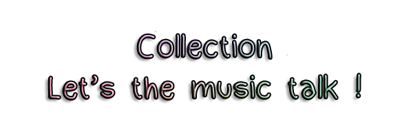 "Habillage n°62 [Habillage Libre-Service - Collection ""Let the music talk !]"