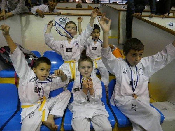 22 avril - kids organisé par le 3MTKD !!!