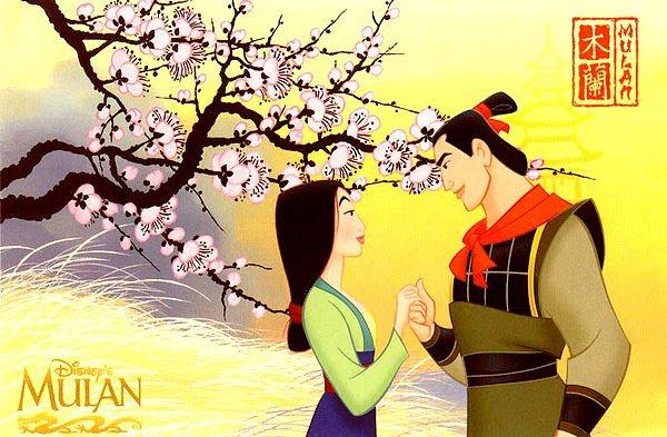 2# Mulan