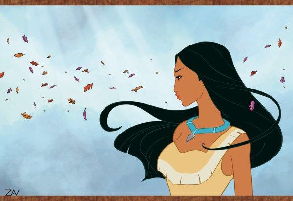 3# Pocahontas