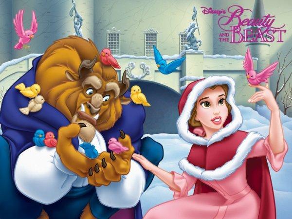 4# La Belle et le Bête