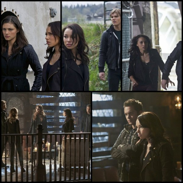 Promo 1x21, Stills 1x22 et interview