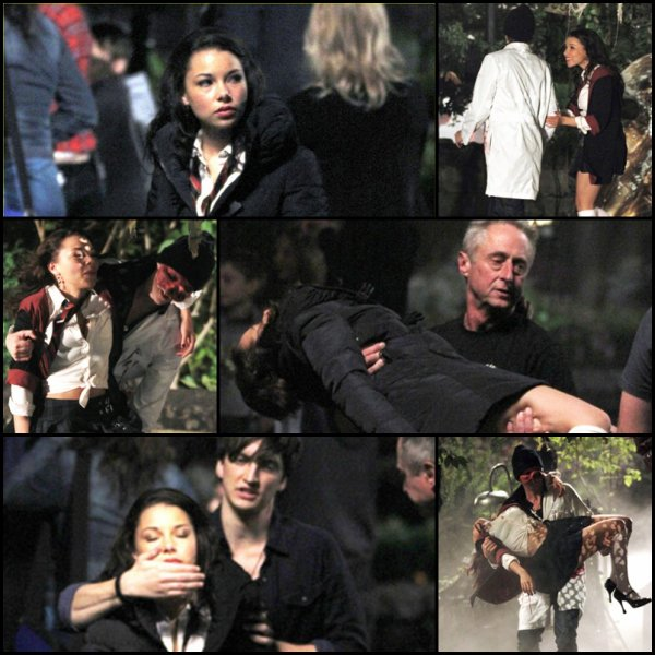 On the set of TSC (flash back)