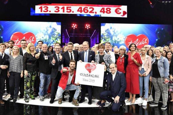 Le Télévie récolte un montant record de 13.315.462,48 euros pour combattre le cancer: merci!