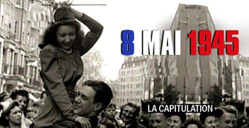 hommage au 08 mai 45