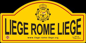 Liege-Rome-Liege 2016 en 6 jours