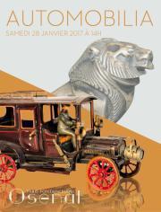 Automobilia à Fontainebleau : les résultats de la vente Osenat