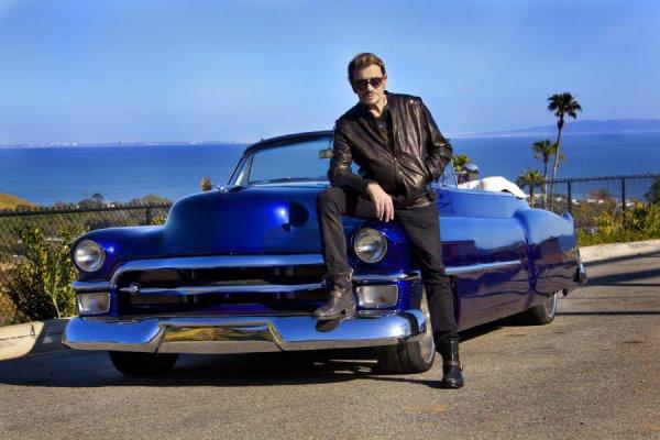 Dévoilée durant Turbo M6 aujourd'hui la Cadillac de Johnny