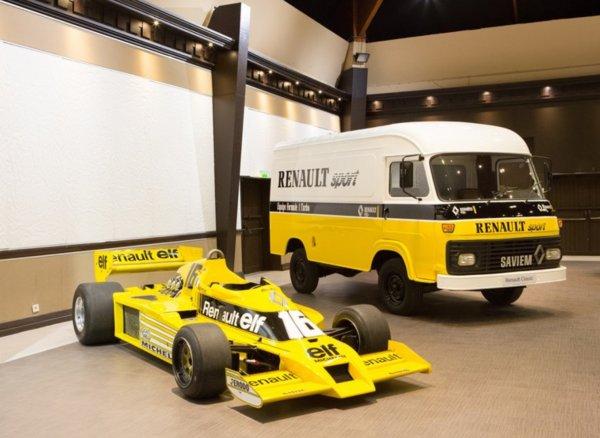 Renault utilitaire un siècle d'expertise dans le domaine de l'utilitaire