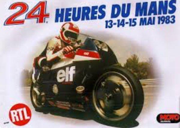 Hommage à #ChristianLeLiard et la #moto #Elf