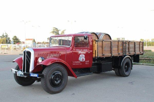 Automedon 2019 et le Centenaire de Citroen à Le Bourget
