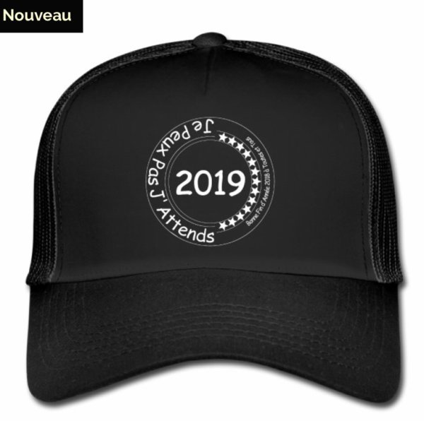 Nouveau J'attend 2019