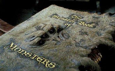 Le Monstrueux livre des Monstres (de Rubeus Hagrid).
