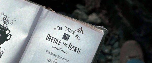 """Le conte des trois frères, """"Les contes de Beedle le Barde"""""""