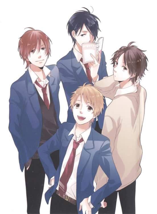Lequel de ces garçons préférez-vous? (2 choix possibles)