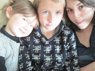 Ma nièce , mon petit frère & moi