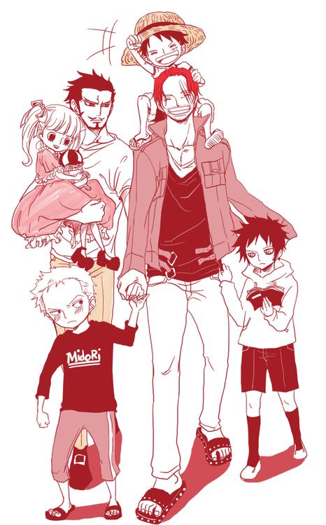 One Piece, spécial enfants <3