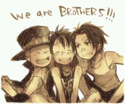 Enfance de frères