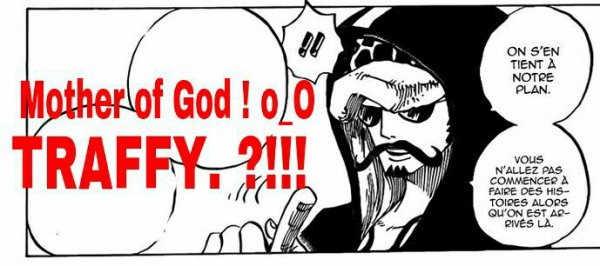 One Piece; chapitre 705 !