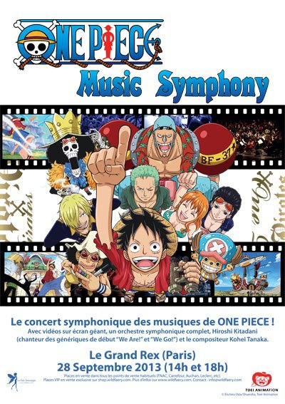 ONE PIECE Music Symphony