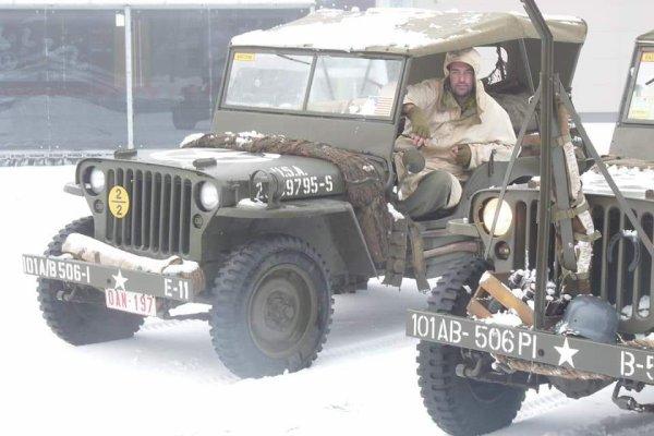 Bastogne 2018
