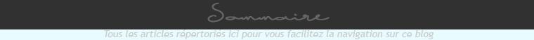 Sommaire + NL