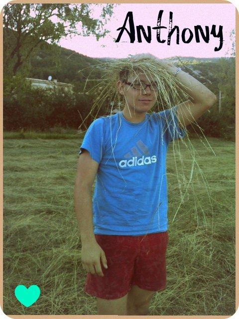 Anthony. ♥