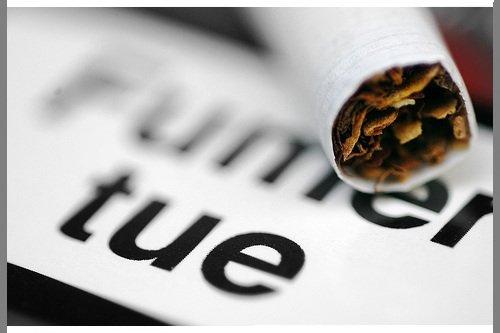 Fume Fume avant que la vie te fume ! ;)
