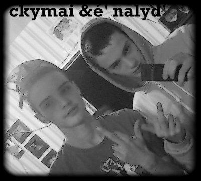Moi et Dylan