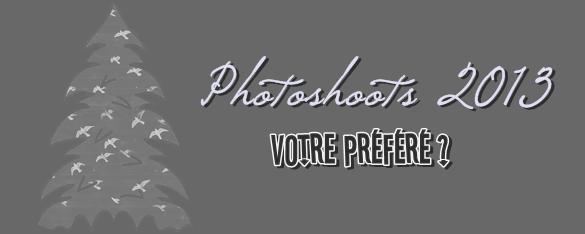 Photoshoots 2013 - ♥